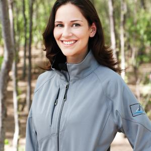 Tunari softshell jacket (women, decorated)