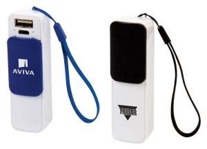 Power Bank w/ Protective Cover